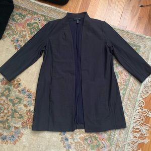 Eileen fisher blazer cardigan